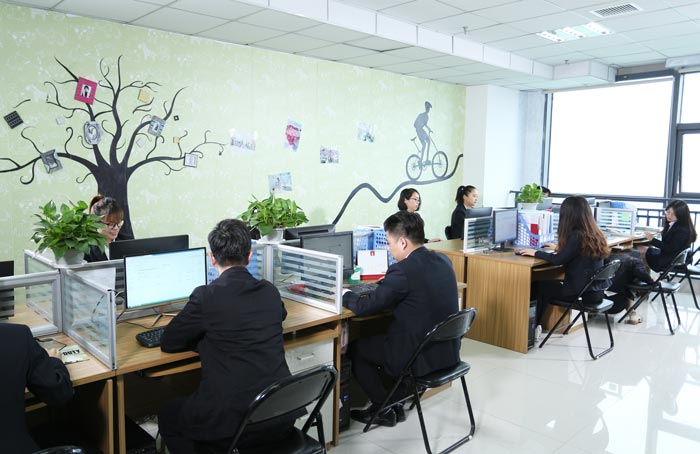 company office of bestview group