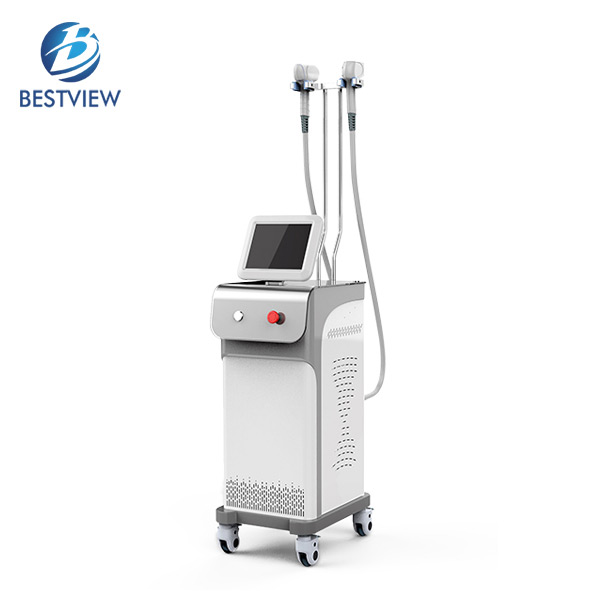 double-handle diode laser hair removal machine